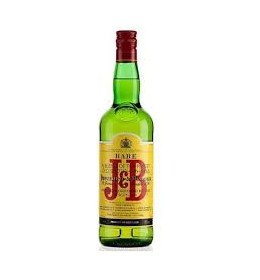 J & B Whiskey lt. 1