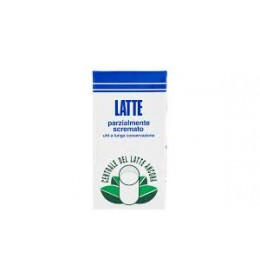 Latte parz. scremato lt. 1