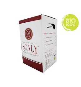 Sgaly BB - ROSSO lt. 5 Bio