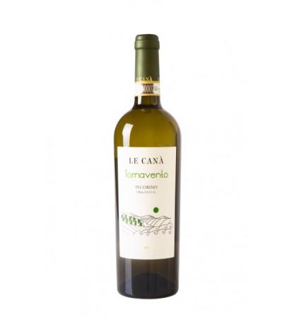Le Canà - TORNAVENTO Off. Pecorino docg cl. 75