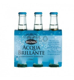 Acqua Brillante Recoaro cl. 20 x 6