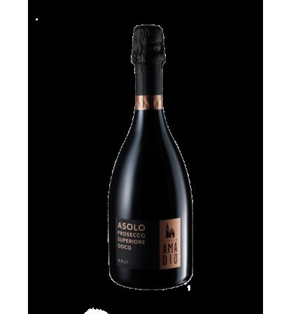 Amadio - ASOLO Prosecco Superiore docg Brut