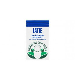 Latte parz. scremato lt. 0,5