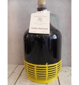 T.Fageto – ROSSO vino da tavola lt. 5
