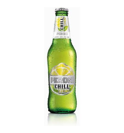 Peroni Chill Lemon cl. 33
