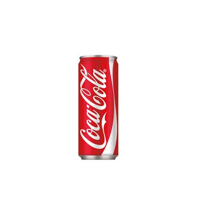 Coca-Cola cl. 33 lattina